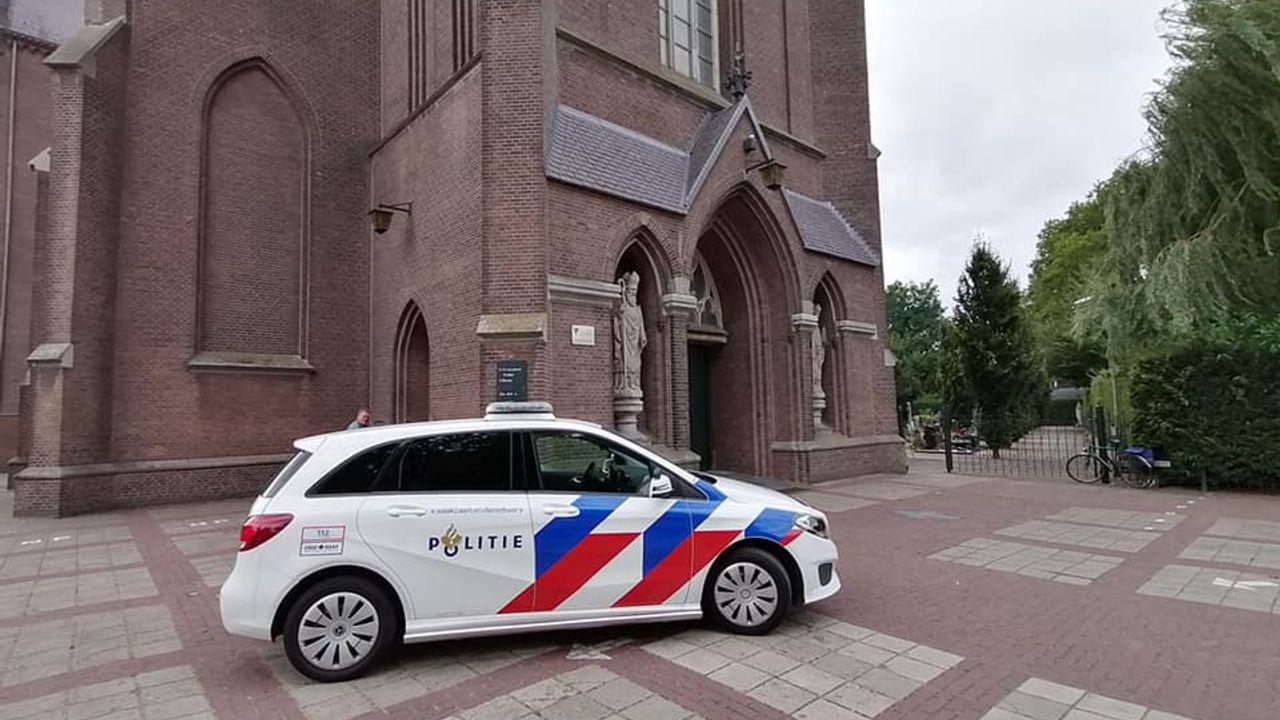 Inbraak bij kerk in Heeswijk-Dinther: brood wijden zonder wijn