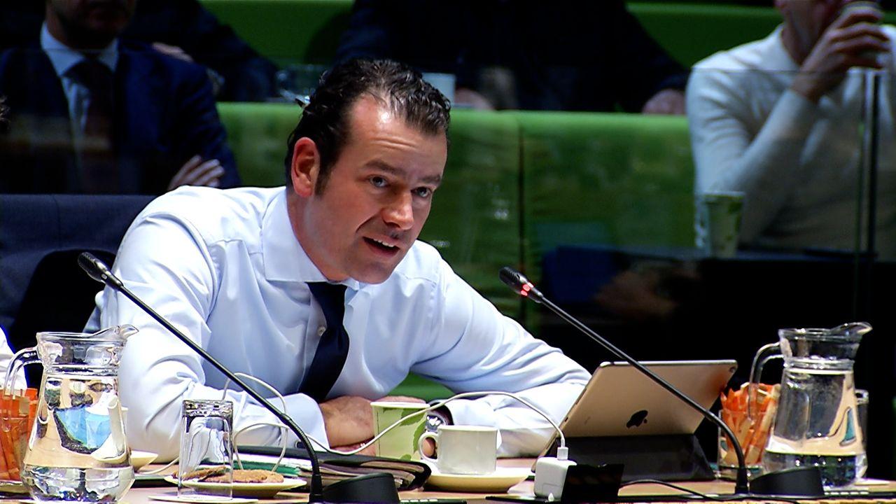 CDA Oss: 'Sywert van Lienden mag geen lid meer zijn van de partij'