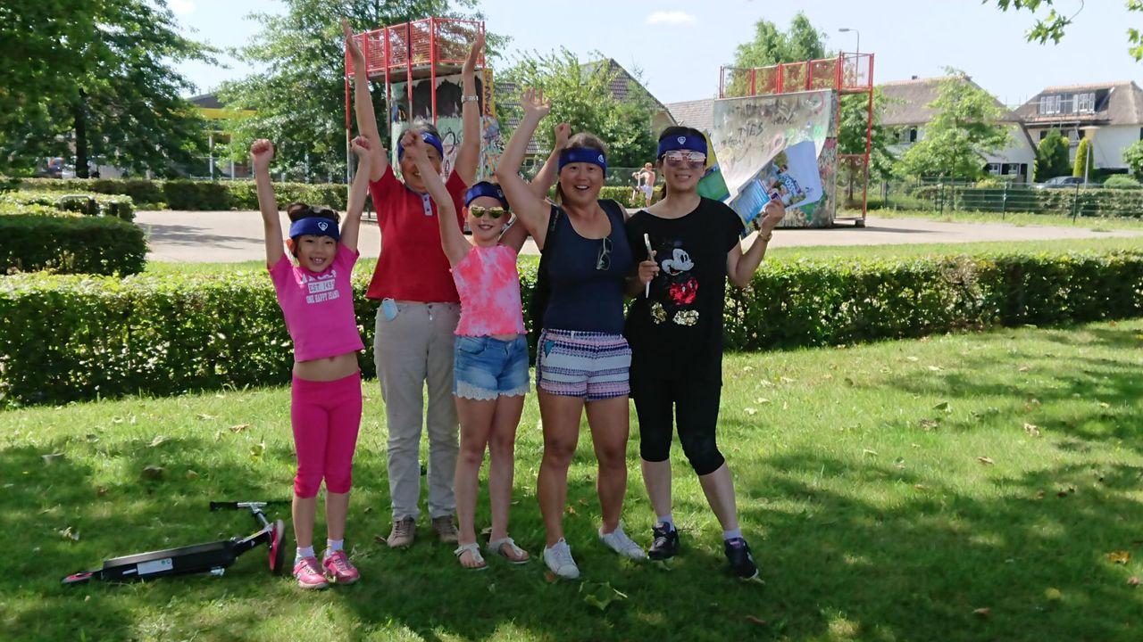 Finaledag CrOSSing: mooi weer en volop sportieve activiteiten