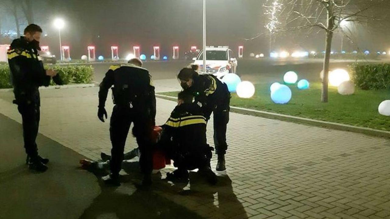 'Slechte trip' voor man in Den Bosch: zorgt voor geluidsoverlast en verwondt zichzelf