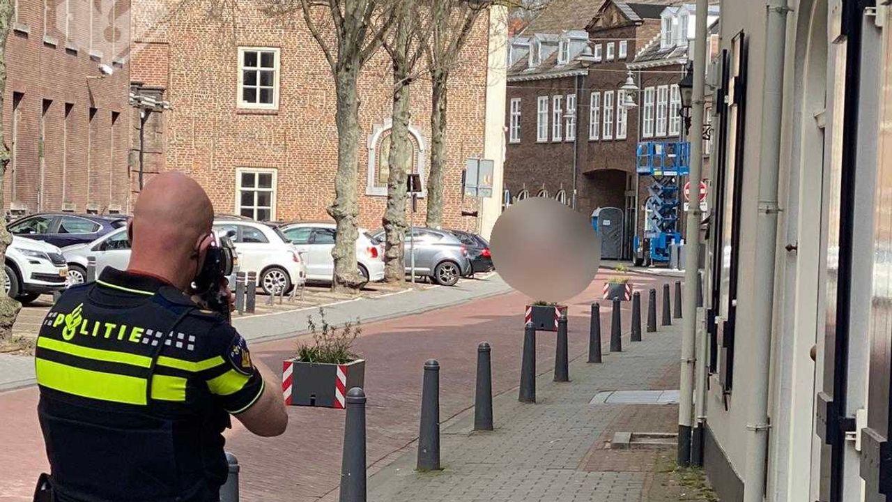 Snelheidsmeting in centrum Den Bosch: 6 bekeuringen