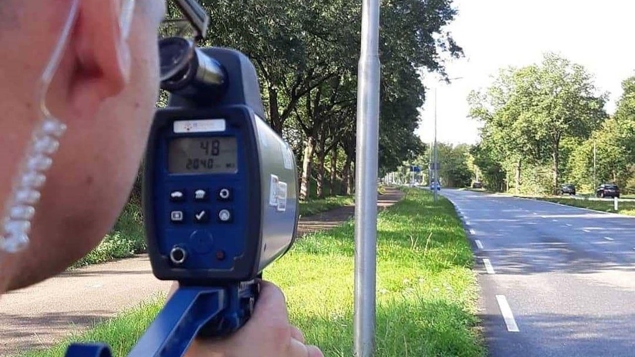 Vijf personen bekeurd voor snelheidsovertredingen in Oss, waaronder 22 kilometer te hard