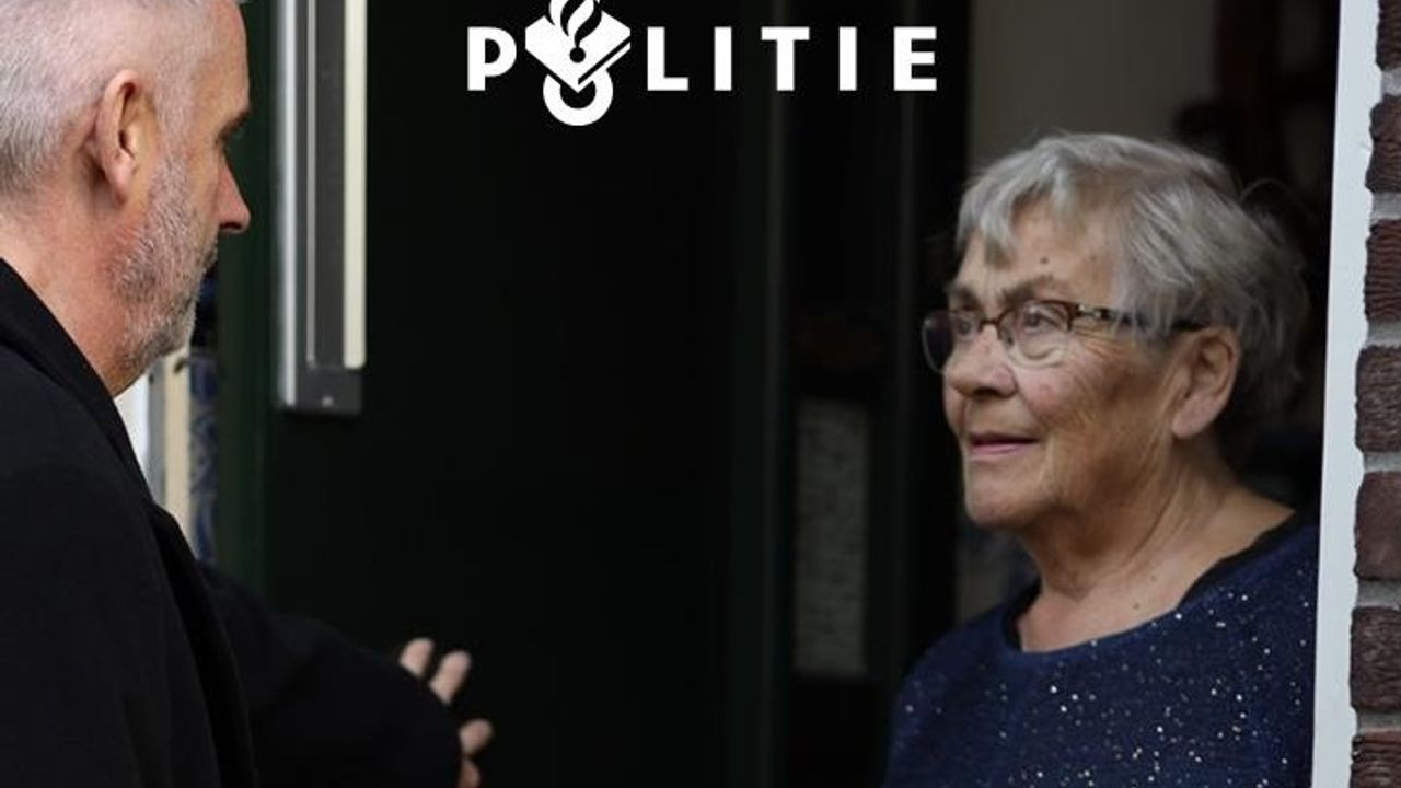 Politie waarschuwt voor babbeltrucs na diefstal in Den Bosch