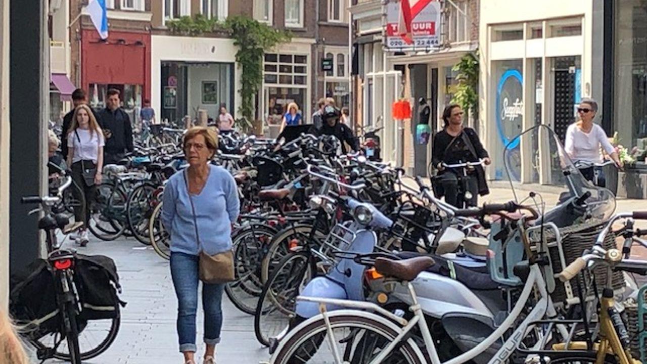 Extra fietsvakken in Bossche binnenstad
