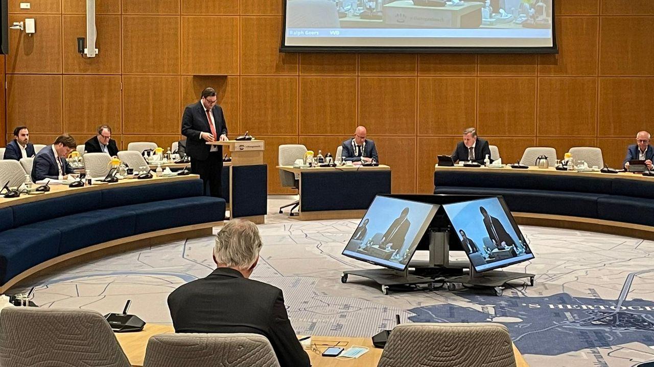 Analyse: Zes partijen in Bossche coalitie na de gemeenteraadsverkiezingen van 2022