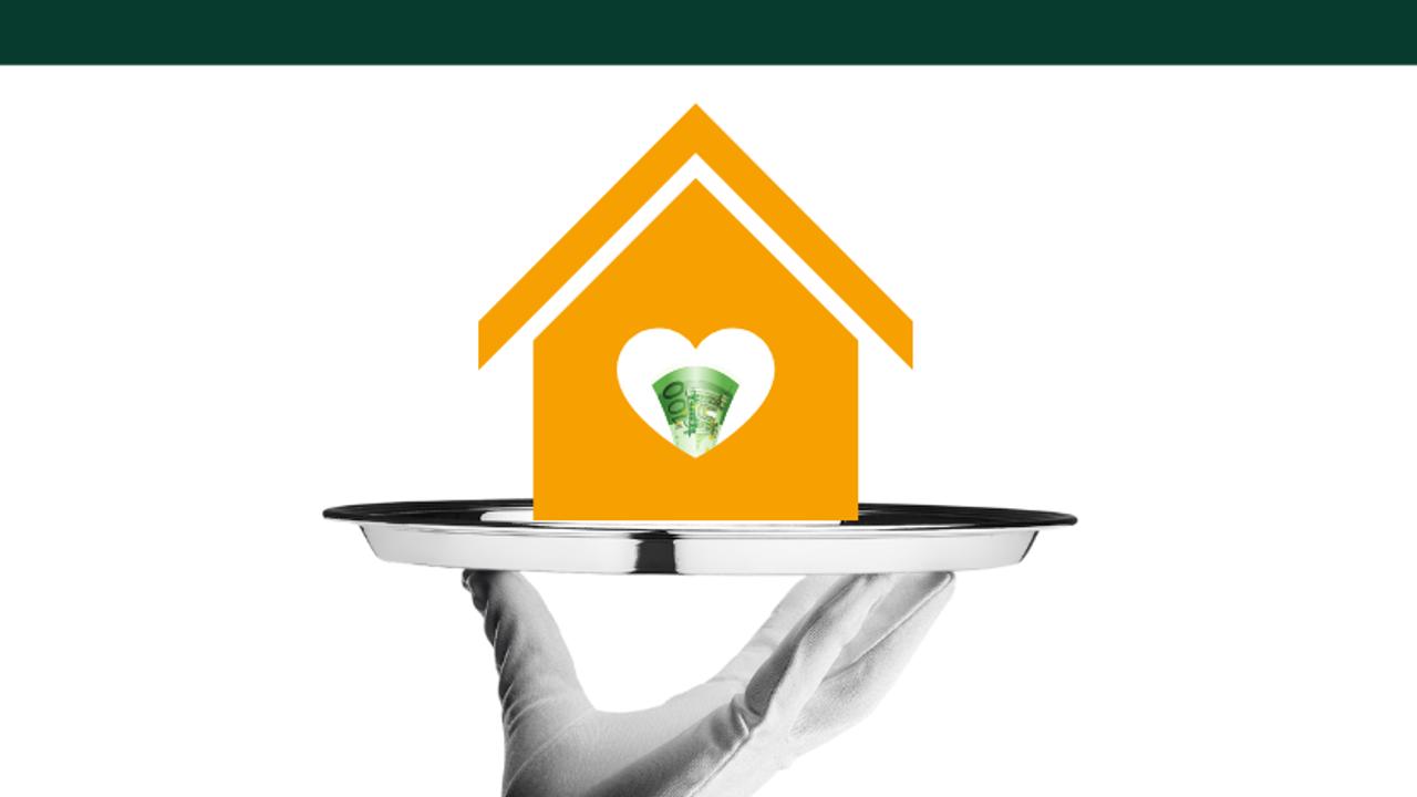 Verkopers van huizen in Rosmalen kunnen horecaondernemers steunen