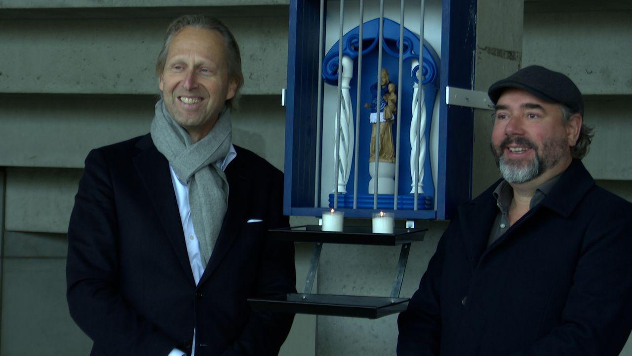 Mariakapelletje bij FC Den Bosch: 'We kunnen wel wat hulp van boven gebruiken'
