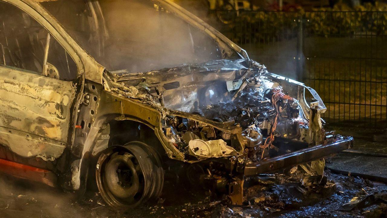 Opnieuw auto uitgebrand, dit keer in Berghem