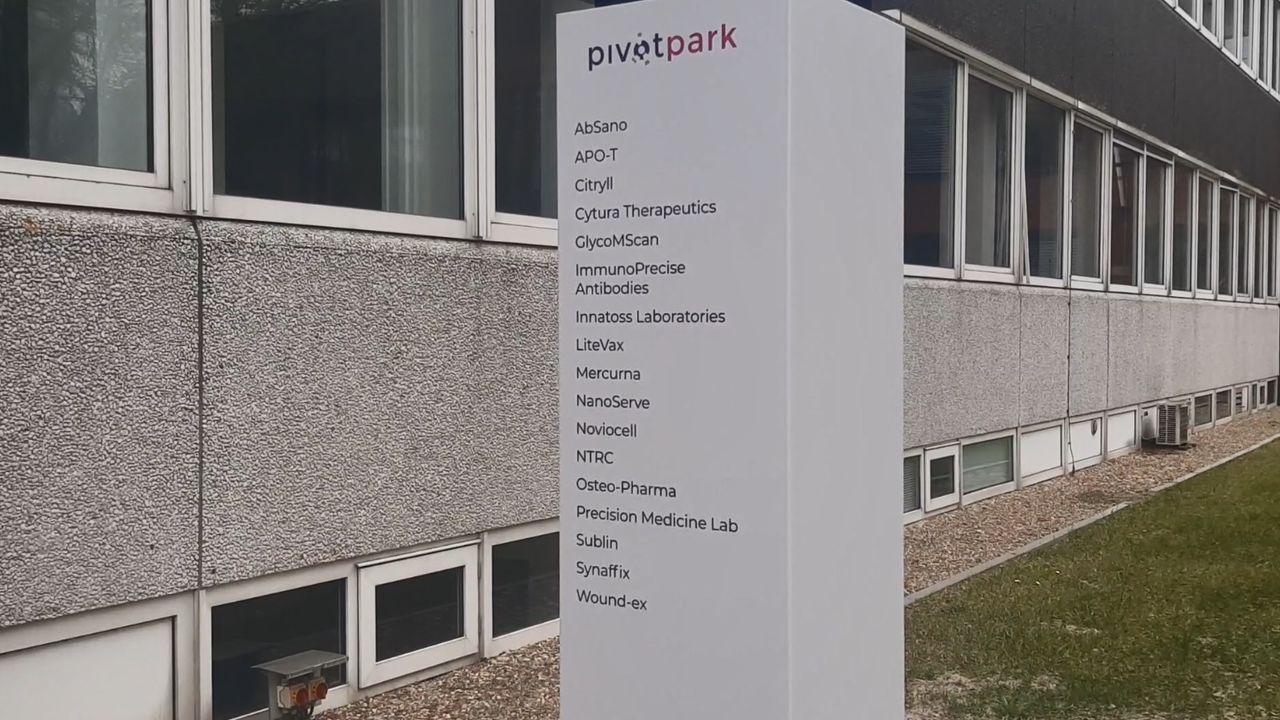 Ontwikkeling coronamedicijn krijgt steun van Pivot Park