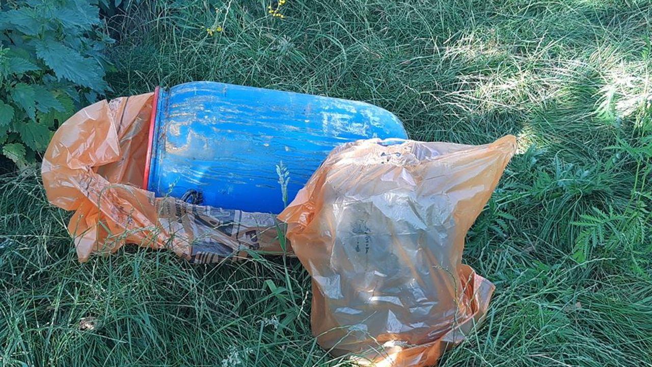 Opnieuw drugsafval gedumpt in Volkel