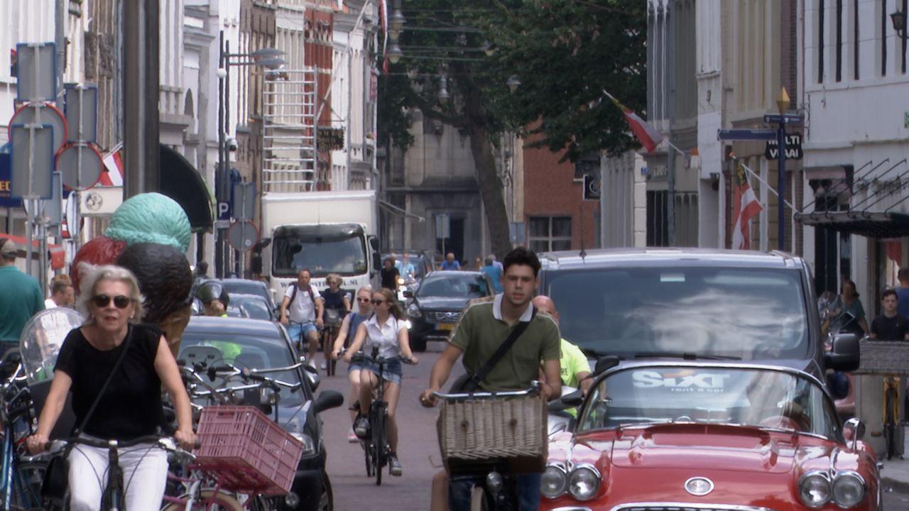 Bossche binnenstad moet autoluw: 'ruimte voor een bankje of een terras'