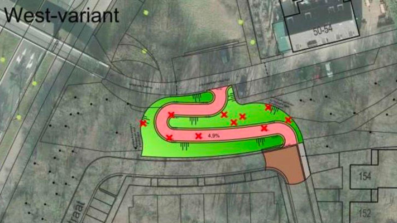 Compromis gevonden voor fietspad naar Hervendijk Den Bosch
