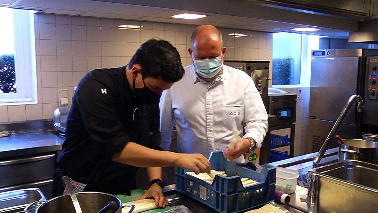 Hoe restaurant Noble uit Den Bosch zijn  Michelinster behield