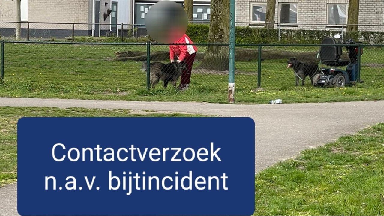 Politie onderzoekt bijtincident bij hondenuitlaatveldje in Oss