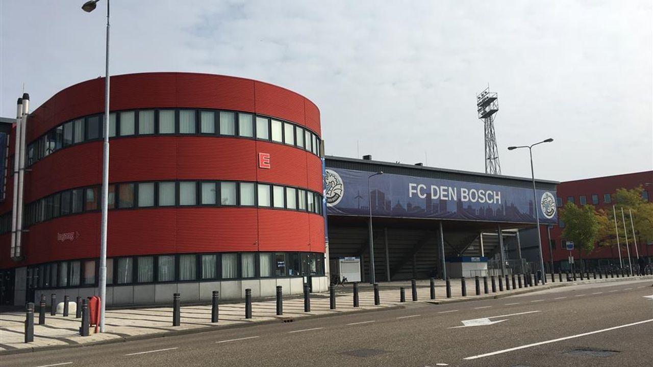 Coronabesmetting bij FC Den Bosch, wedstrijd tegen Almere afgelast