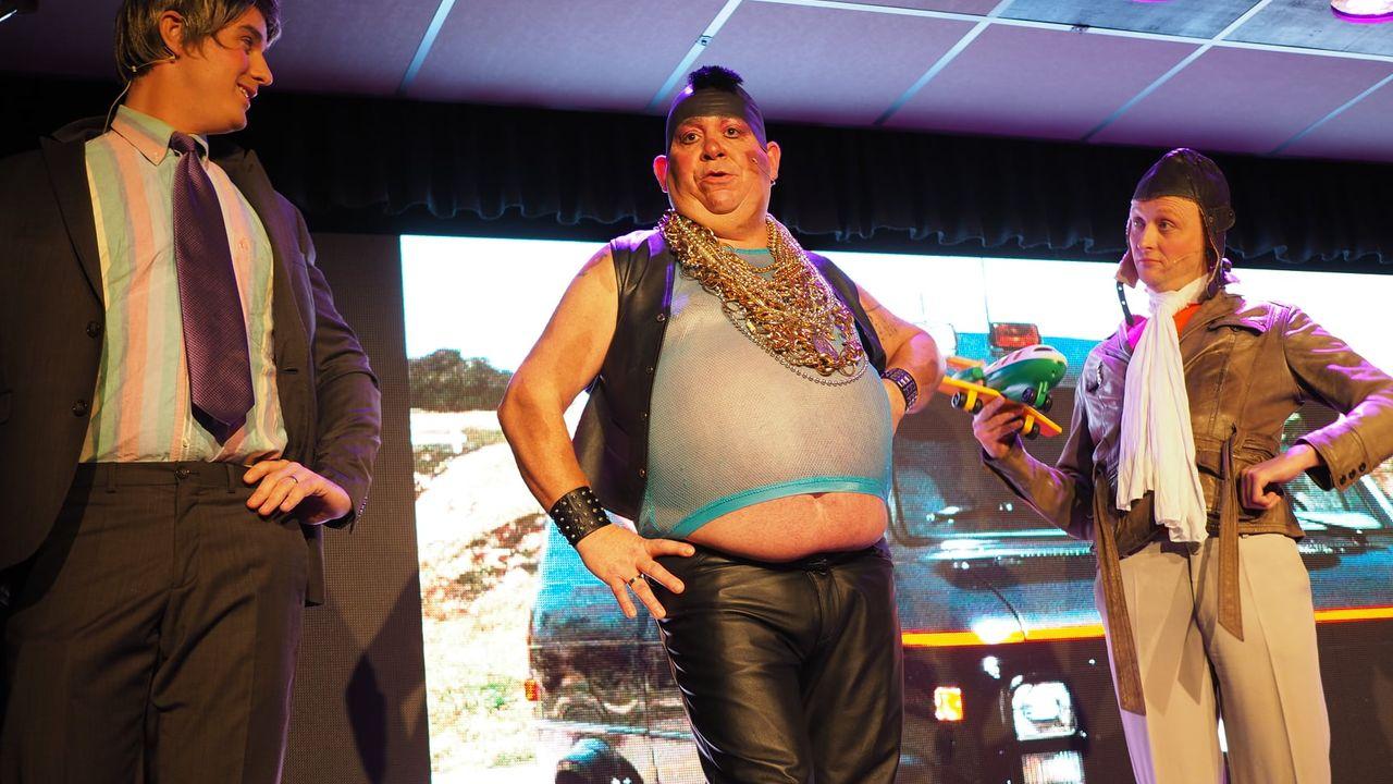 Na ontbreken Prins Carnaval ook geen pronkzitting in Krullendonk