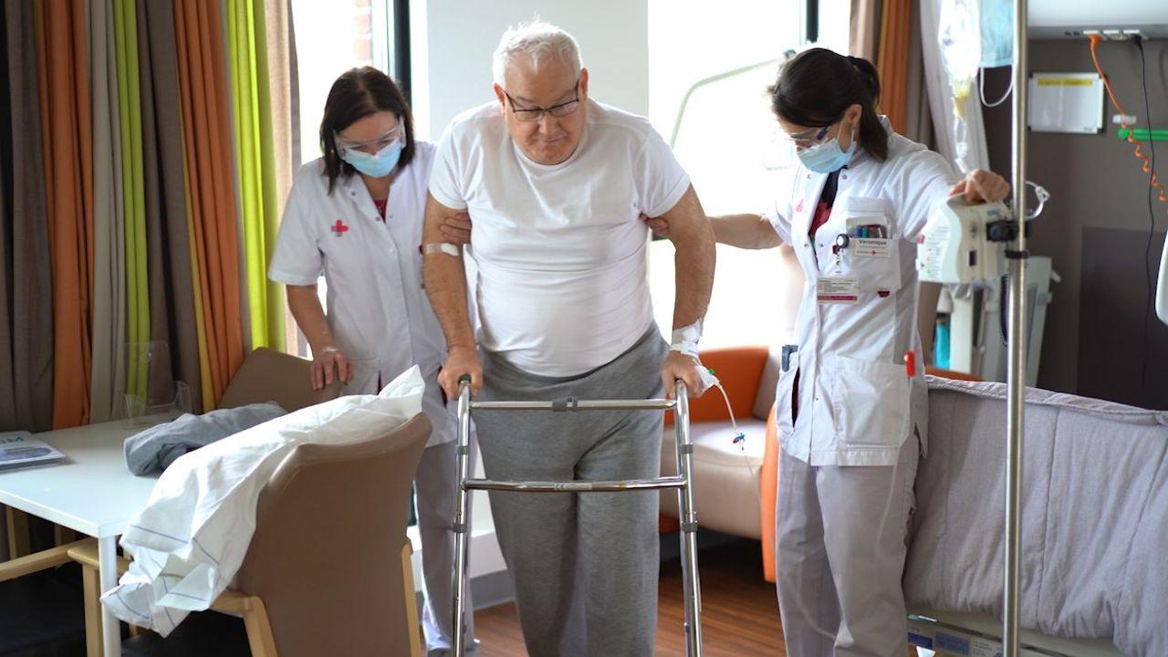 Eindelijk een nieuwe knie of heup; JBZ maakt inhaalslag met 250 operaties in 8 weken