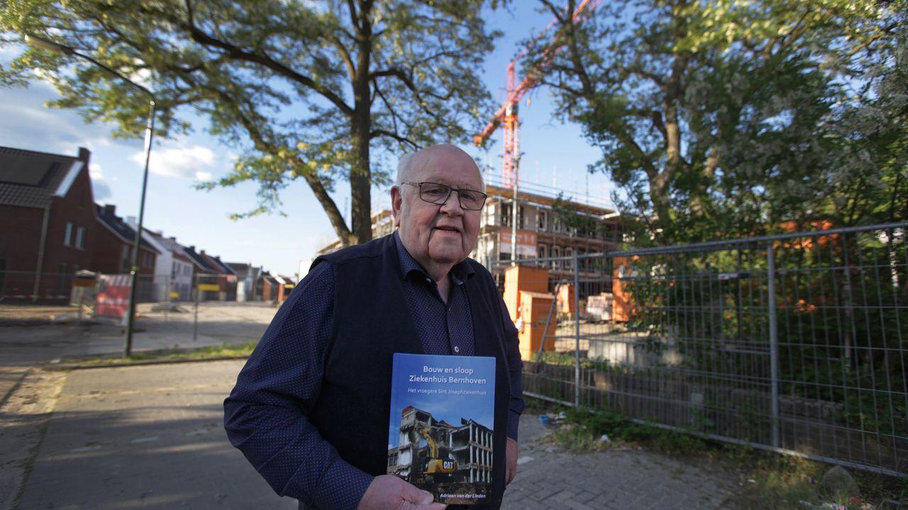 Oud ziekenhuis Bernhoven in Veghel vereeuwigd in boek: 'Het is weg, maar niet vergeten'