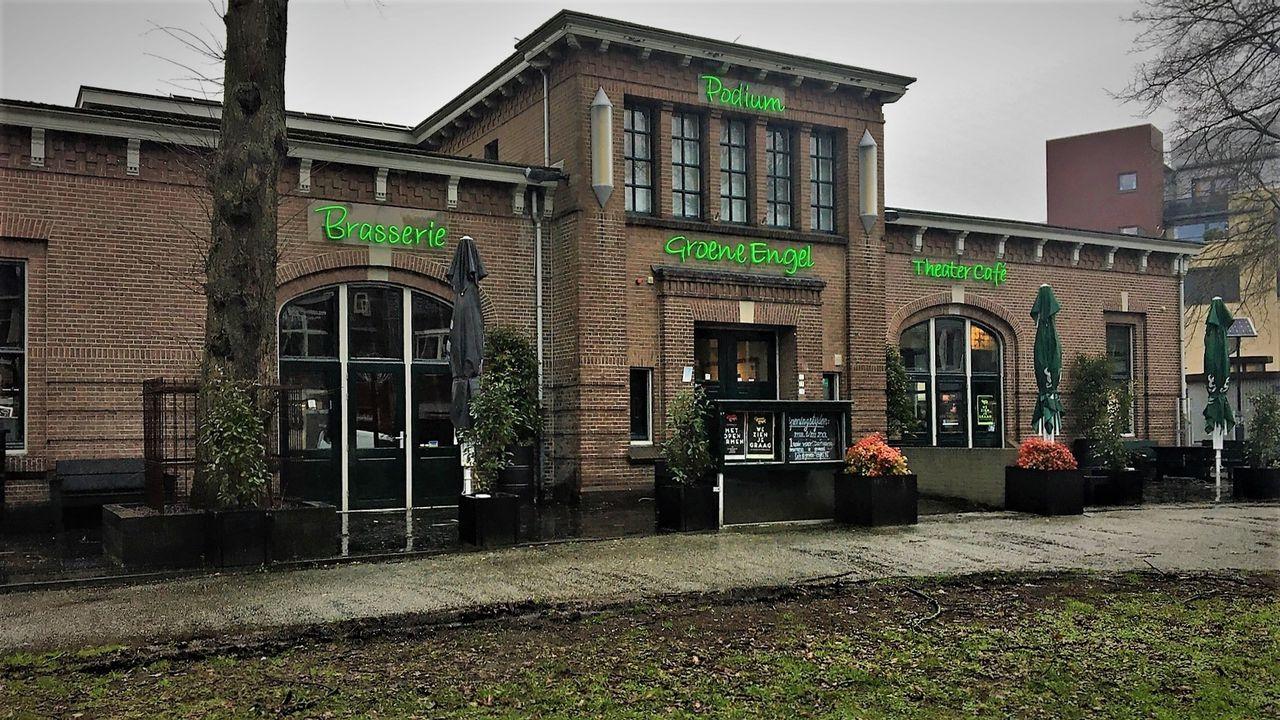 Gemeente Oss gaat pand Groene Engel verkopen