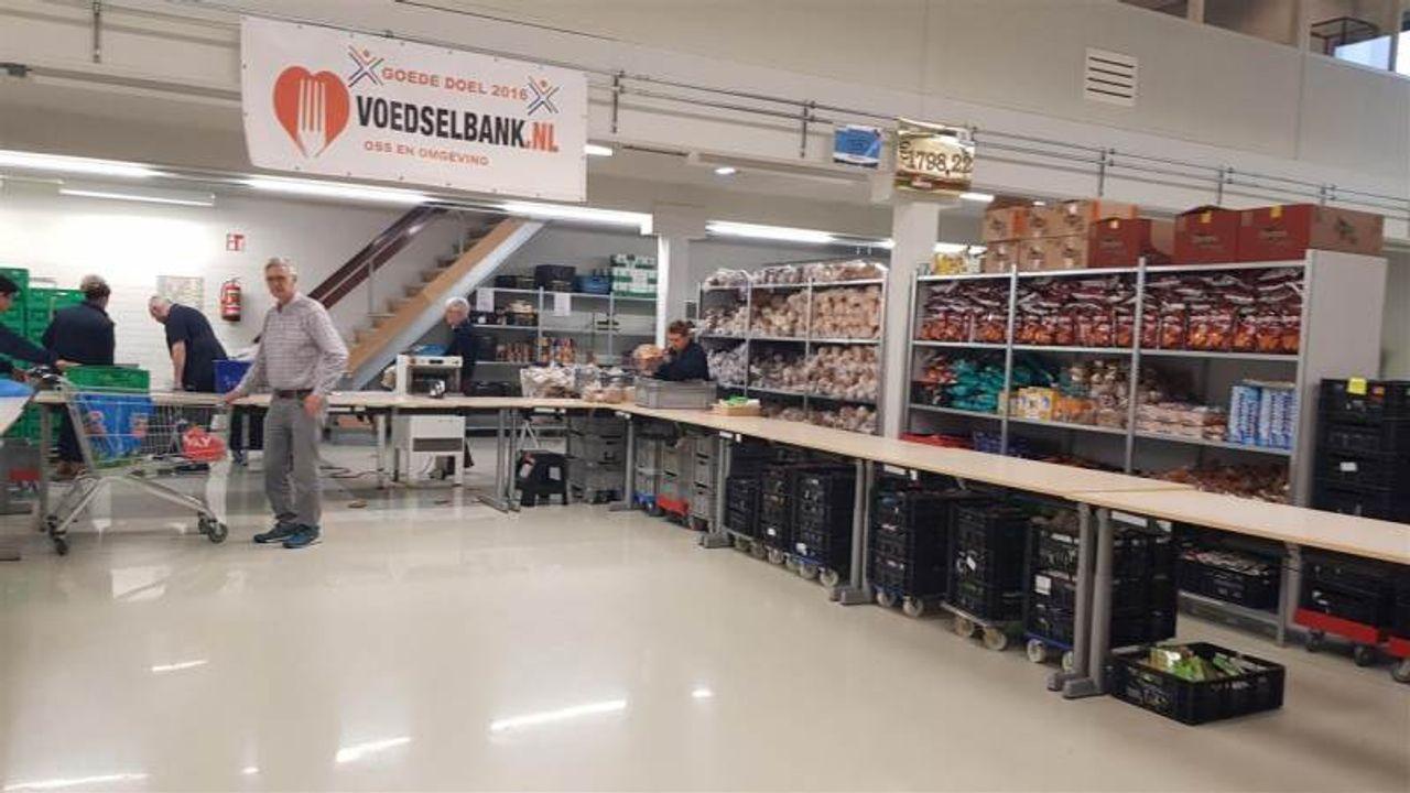 Supermarkten gaan producten inzamelen voor Osse voedselbank