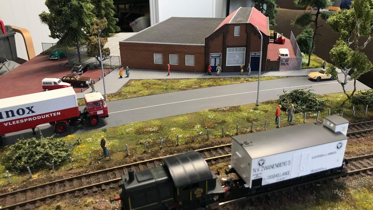 Autotron komende zomer eenmalig decor van grootste modelbouwshow van de Benelux