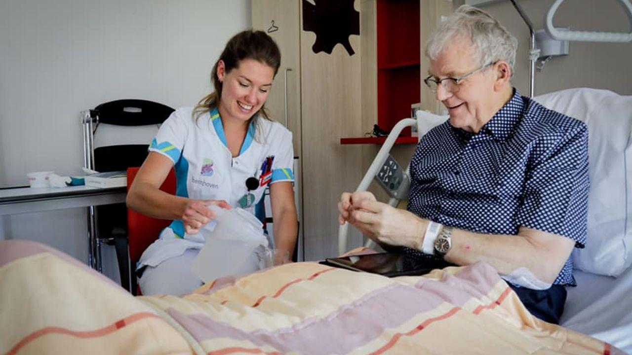 Bernhoven: 'deel COVID-19 zorg kan buiten ziekenhuis'