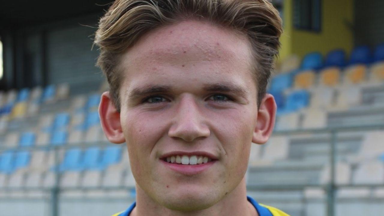 FC Den Bosch-speler Teun van Grunsven tekent tweejarig profcontract