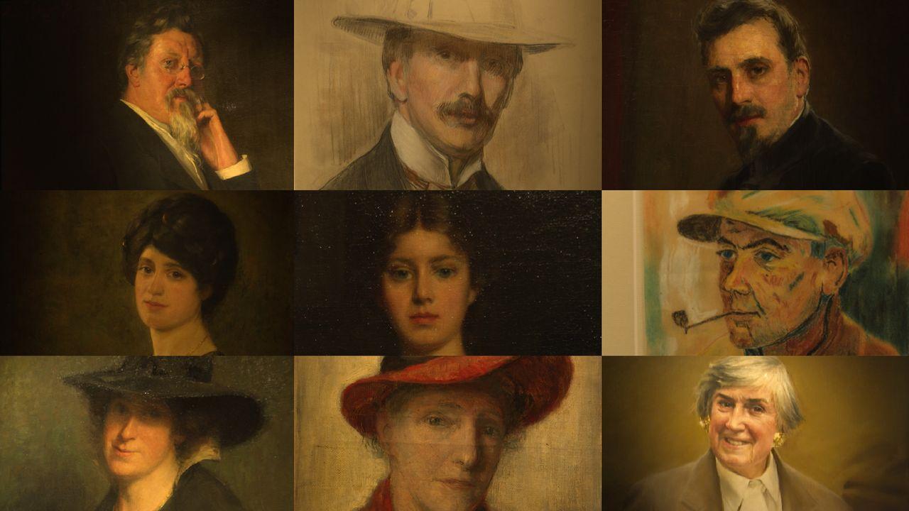 Acht vergeten schilders uit één familie te zien in 'het best bewaarde geheim van Den Bosch'