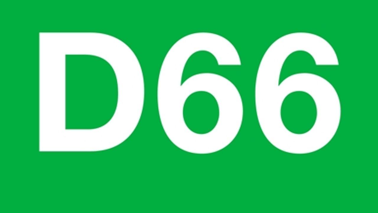 Vier kandidaten voor lijsttrekkerschap D66 in Oss, één in Bernheze