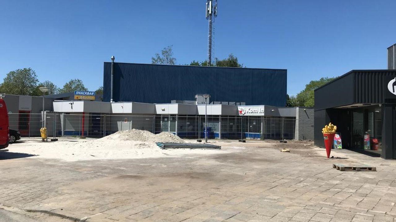 Voorbereiding van sloop wijkcentrum en sporthal in Melle begonnen