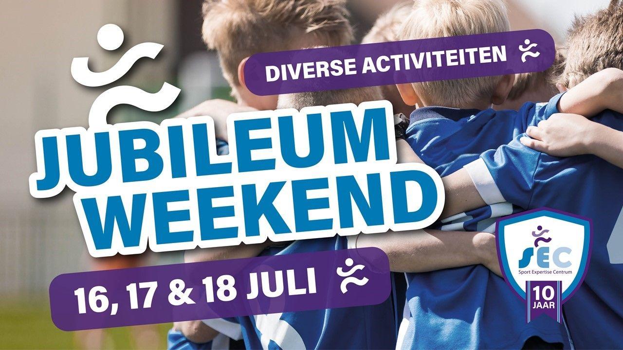 Sport Expertise Centrum viert jubileum met activiteitenweekend