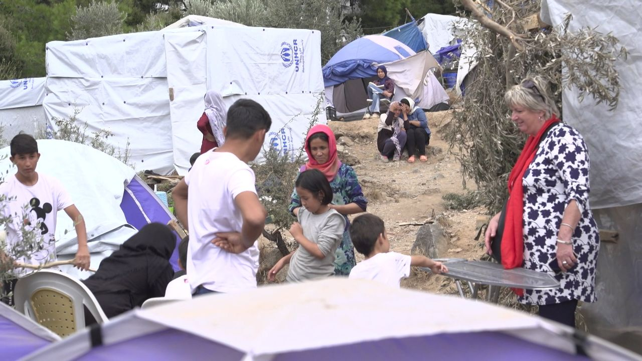 Zorgen over coronavirus in vluchtelingenkampen