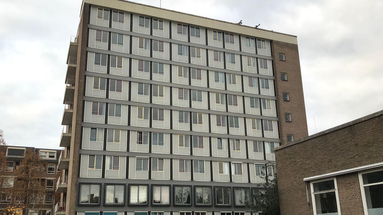 Zusterflat in Den Bosch wordt gesloopt en maakt plaats voor nieuwbouw
