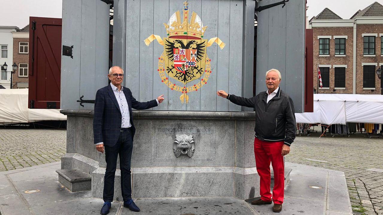 Deuren Puthuis zijn weer geopend: 'Ik werd getriggerd door een aantal inwoners'