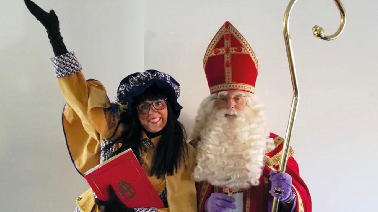 Interactieve online Sint-show in plaats van intocht in Heesch