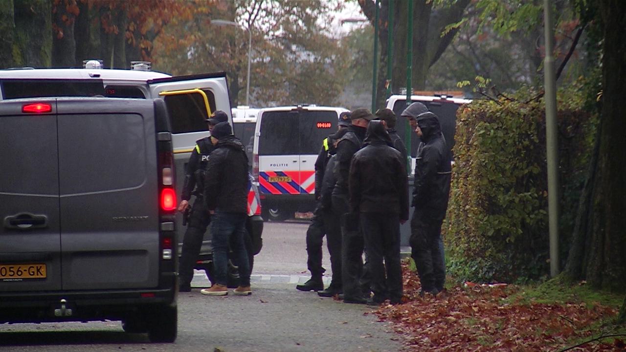 Zeven verdachten blijven voorlopig nog in voorarrest, OM maakt 'film' van bewijsmateriaal