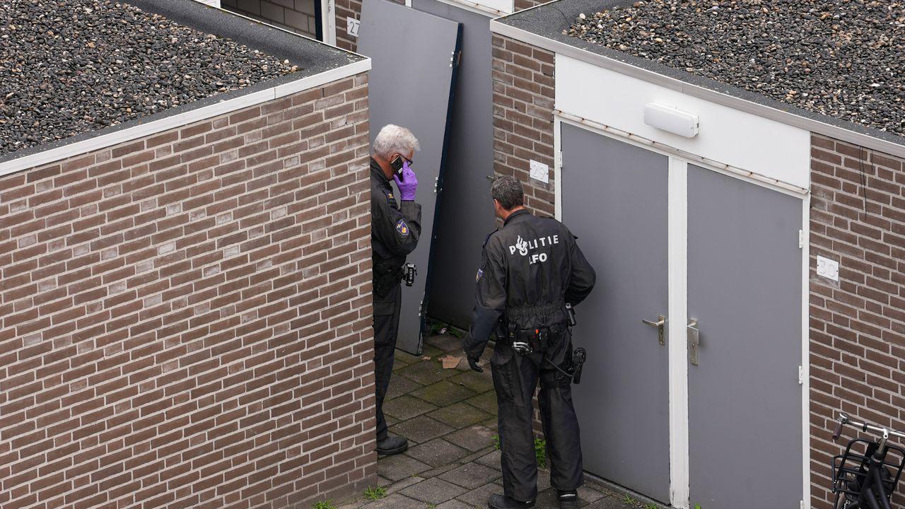 MDMA-drugslab aangetroffen in Veghel, een persoon aangehouden