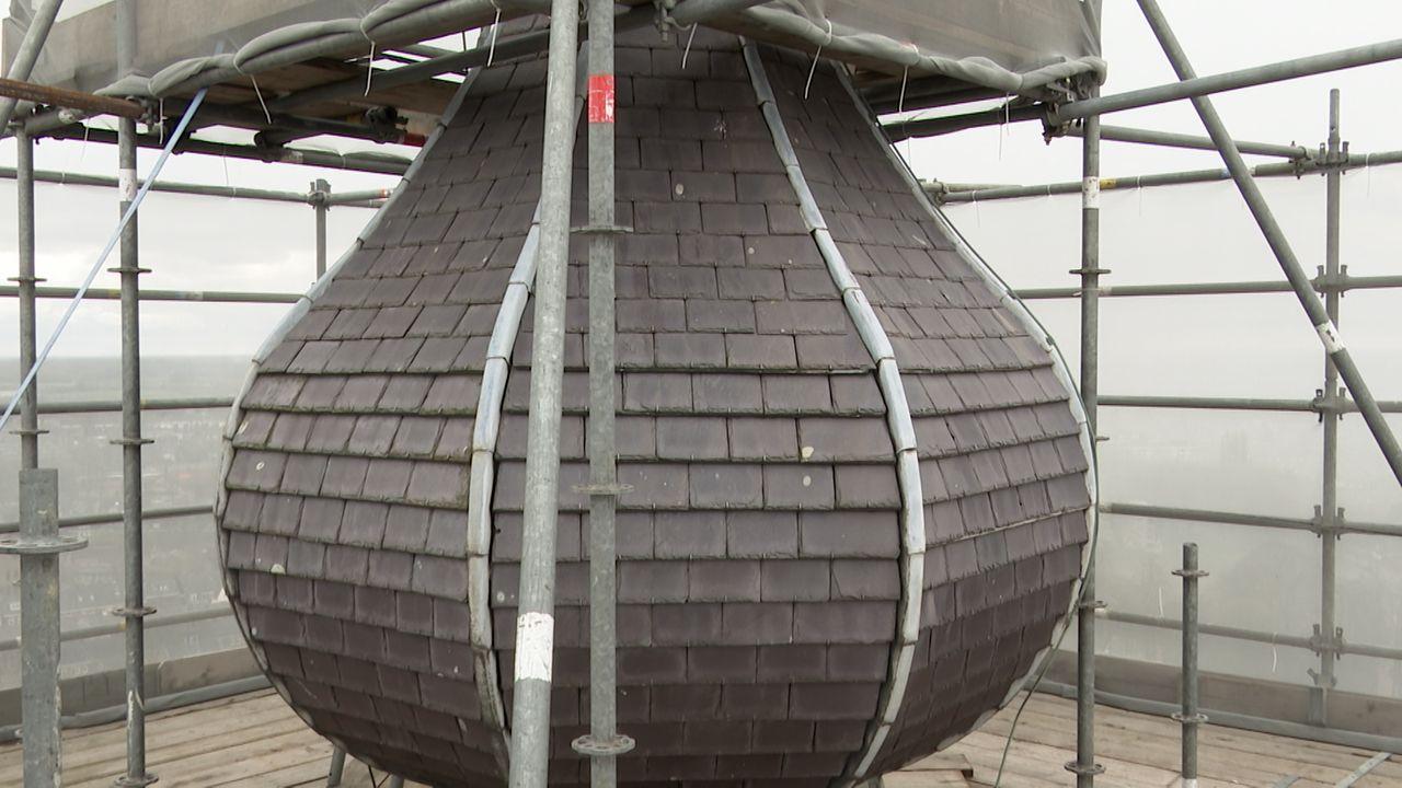 Restauratie Sint-Janstoren in Den Bosch in volle gang: 'Het is natuurlijk een top-icoon'
