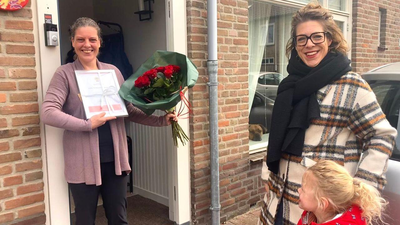 PvdA kiest Lizette Schiltmans van Warm Buffet als 'Bossche Powervrouw'