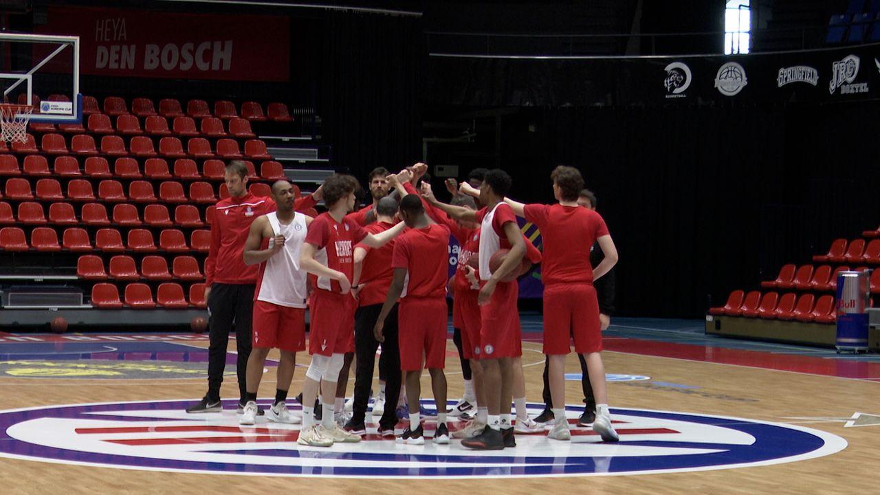 Heroes Den Bosch beginnen zaterdag aan play-offs