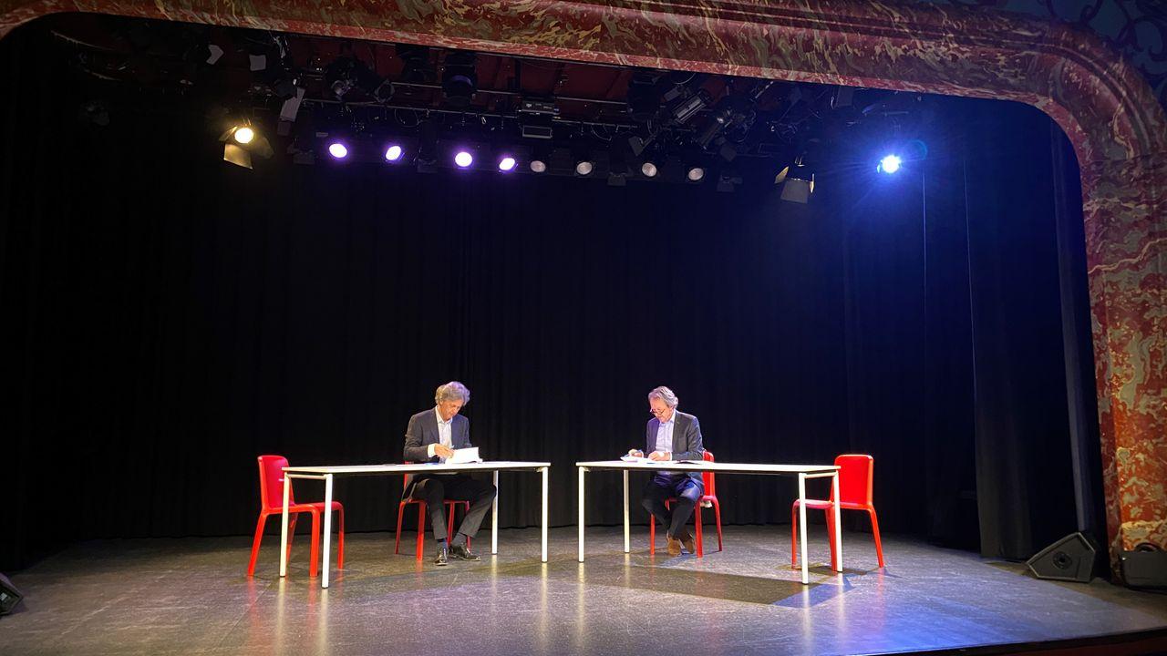 Nieuwe theateropleiding: Koning Willem 1 College en ROC Tilburg slaan de handen ineen