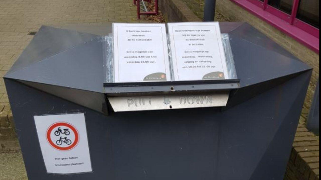 Veel boeken uitgeleend, maar weinig teruggebracht