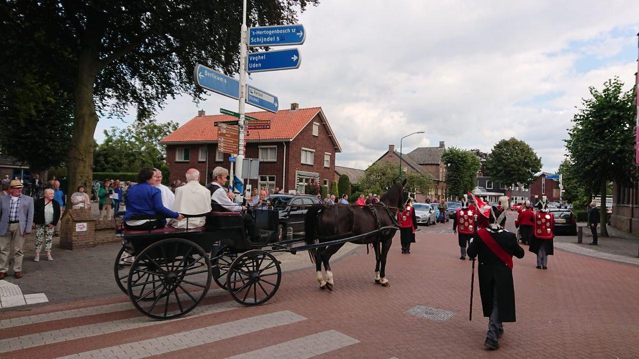 Met zang en toespraken afscheid genomen van Sint-Willibrorduskerk in Heeswijk
