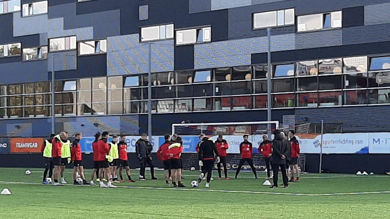NEC-talenten speelgerechtigd voor wedstrijd TOP tegen FC Volendam