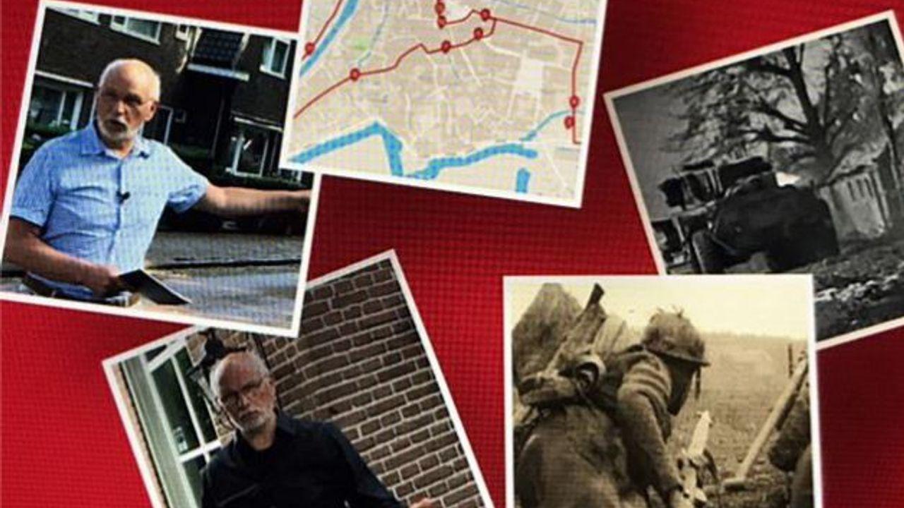 Volg het spoor van onze bevrijders door Rosmalen via een app