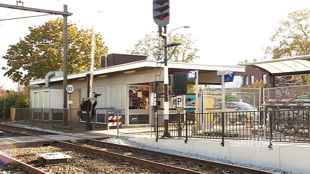 Politie gaat extra surveilleren bij treinstation Ravenstein vanwege diefstallen