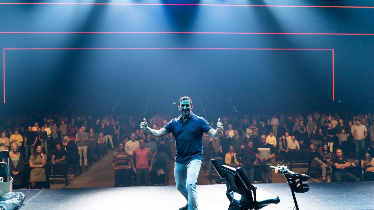 Theaterseizoen Den Bosch geopend: 'Het is zo mooi mensen weer te zien genieten'