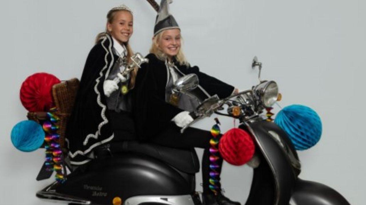 Lynn Kuijpers is komend carnaval jeugdprinses 'Lynn d'n Urste' in Odiliapeel