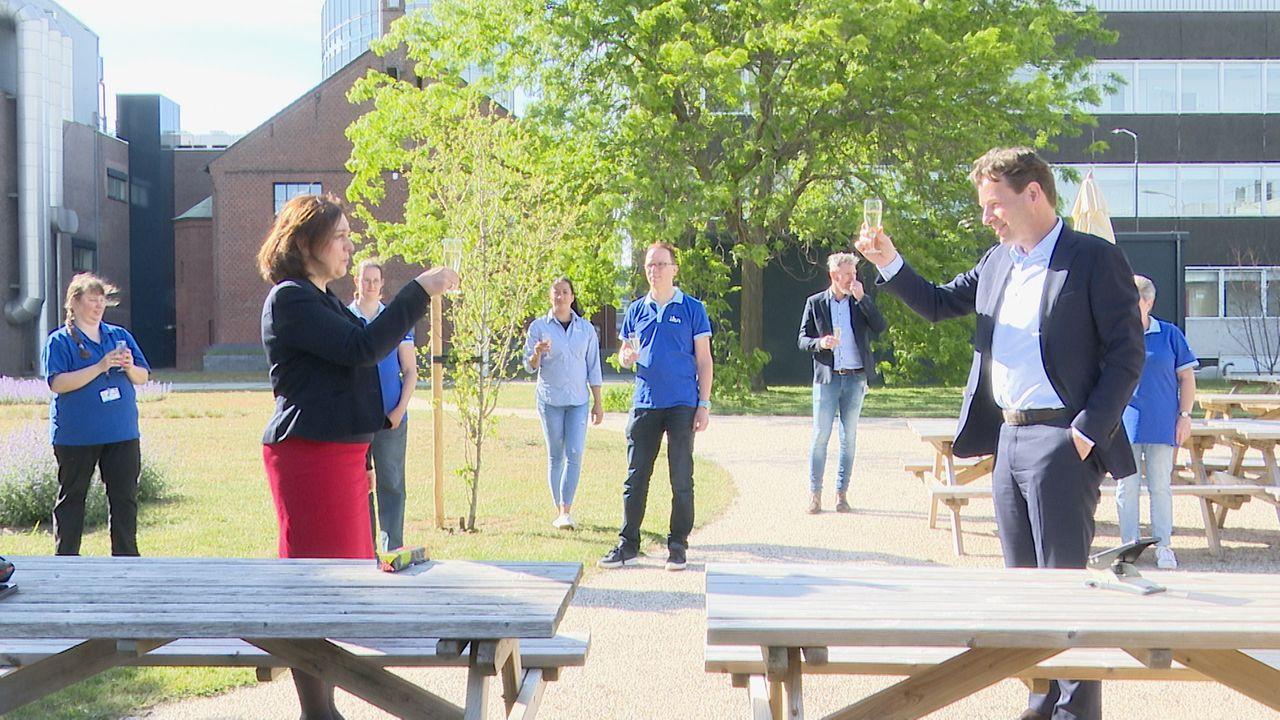 IBN-medewerkers mogen door met werk op Pivot Park