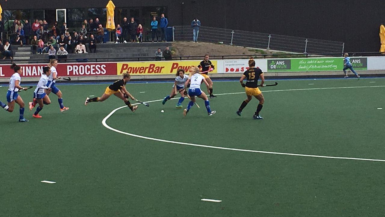 Dames HC Den Bosch verslaan Kampong